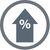 HIGH INTEREST RATE ON DEPOSITS